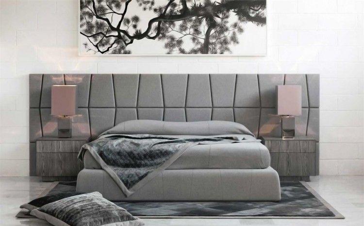 Tête de lit moderne - 25 belles idées pour chambre à coucher ...