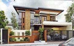 Maison Contemporaine A Vendre Royan Avec Constructeur Maison Bois Corse Prix Et D 2 Storey House Design Philippines House Design Mid Century Modern House Plans
