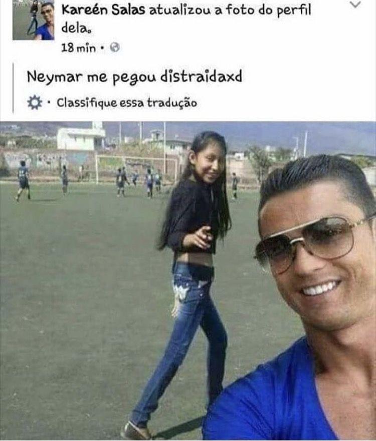 O Jesus Nem Neymar E Fia Esse Povo Vou Te Contar Kkkkk Sem