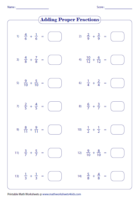 Explore our fraction worksheets. | What\'s New | Pinterest