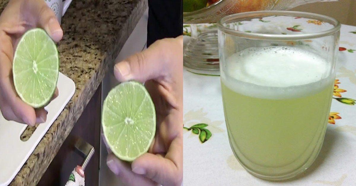 10 Motivos Para Voce Tratar A Sua Agua Com Limao Em Jejum Perder