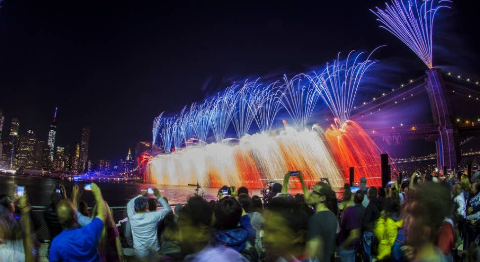 4th of July Fireworks & Parade 2021 in New York Dates