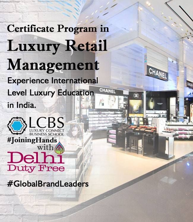 CPLRM is a unique course developed by Luxury Connect Business School ...