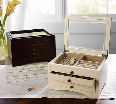 Andover Small Jewelry Box Small jewelry box and Products