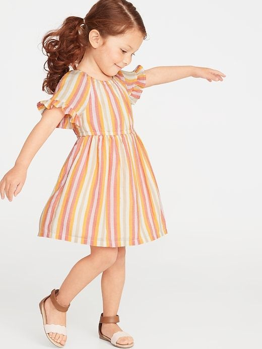 Dsood Newborn Toddler Dress Toddler Summer Baby Kids Girls Toddler Ruched Patchwork Dress Princess Bow Dresses