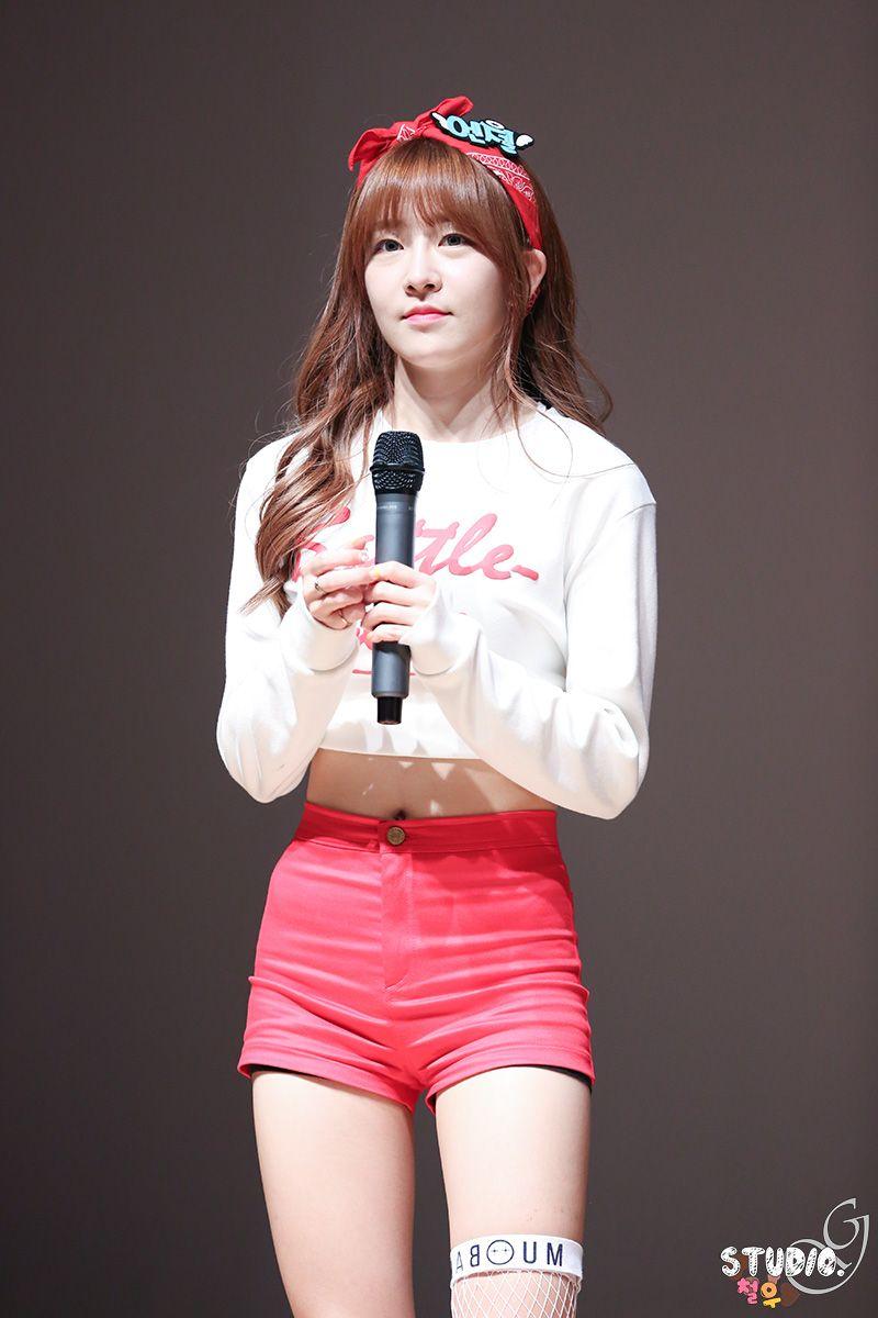 Laboum Yujeong Soyeon Feminino Sul Coreano