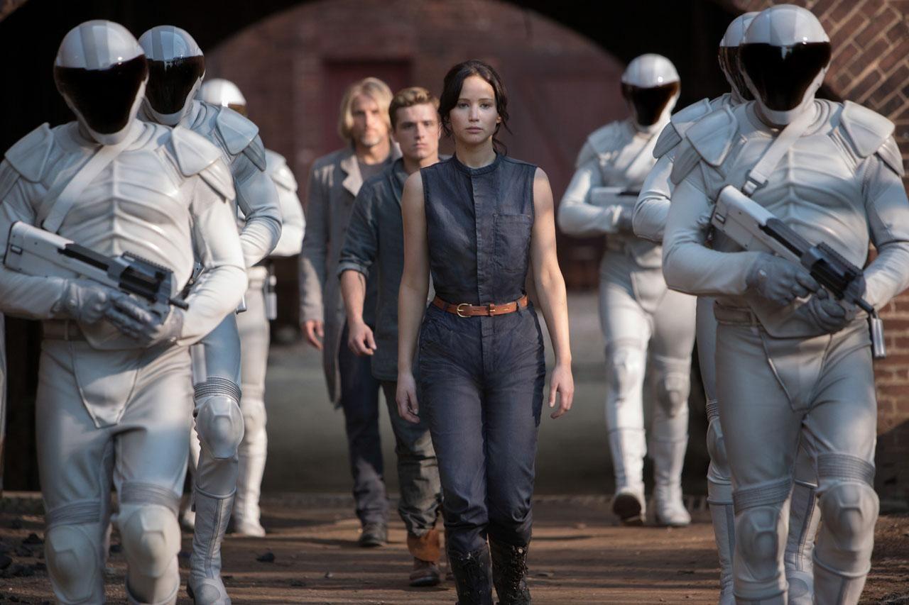 Photos (1/121) Hunger Games - L'Embrasement - Comme Au
