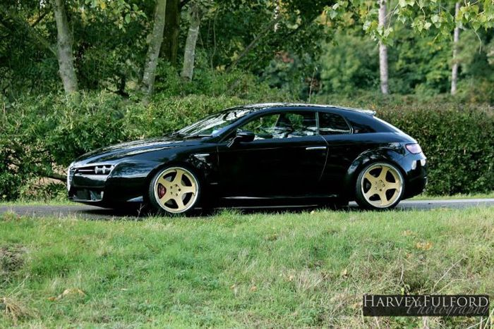 modified alfa romeo 159 | alfa romeo custom modified | pinterest