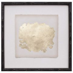 Mirror Image Home Gold Leaf Coral III MI31107OF