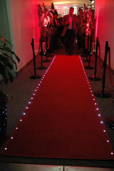 Red Carpet Lighting In 2019 Casino Party Decorations