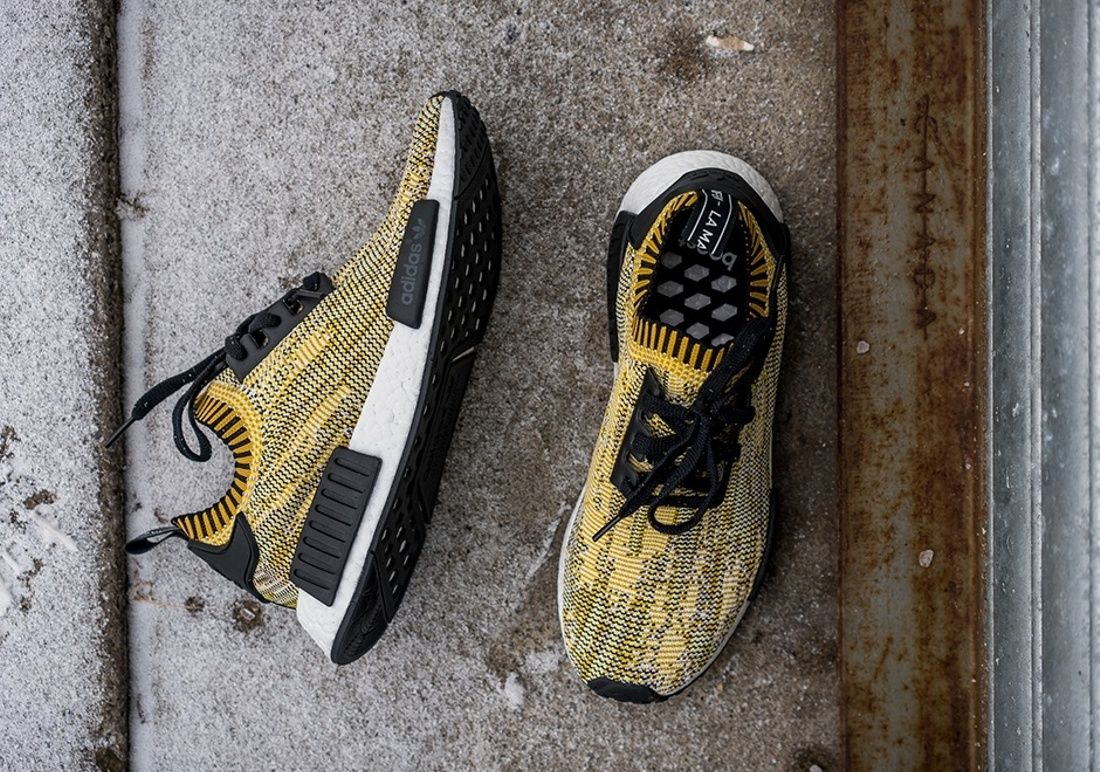 5594a5412b04c Adidas Nmd Runner Pk Adidas Nmd Pk Yellow Camo Size 9  320 - Grailed ...