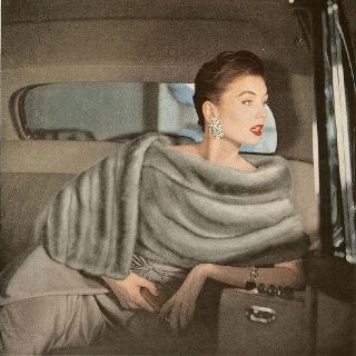 Model: Suzy Parker.  Photo by: (still searching for it)