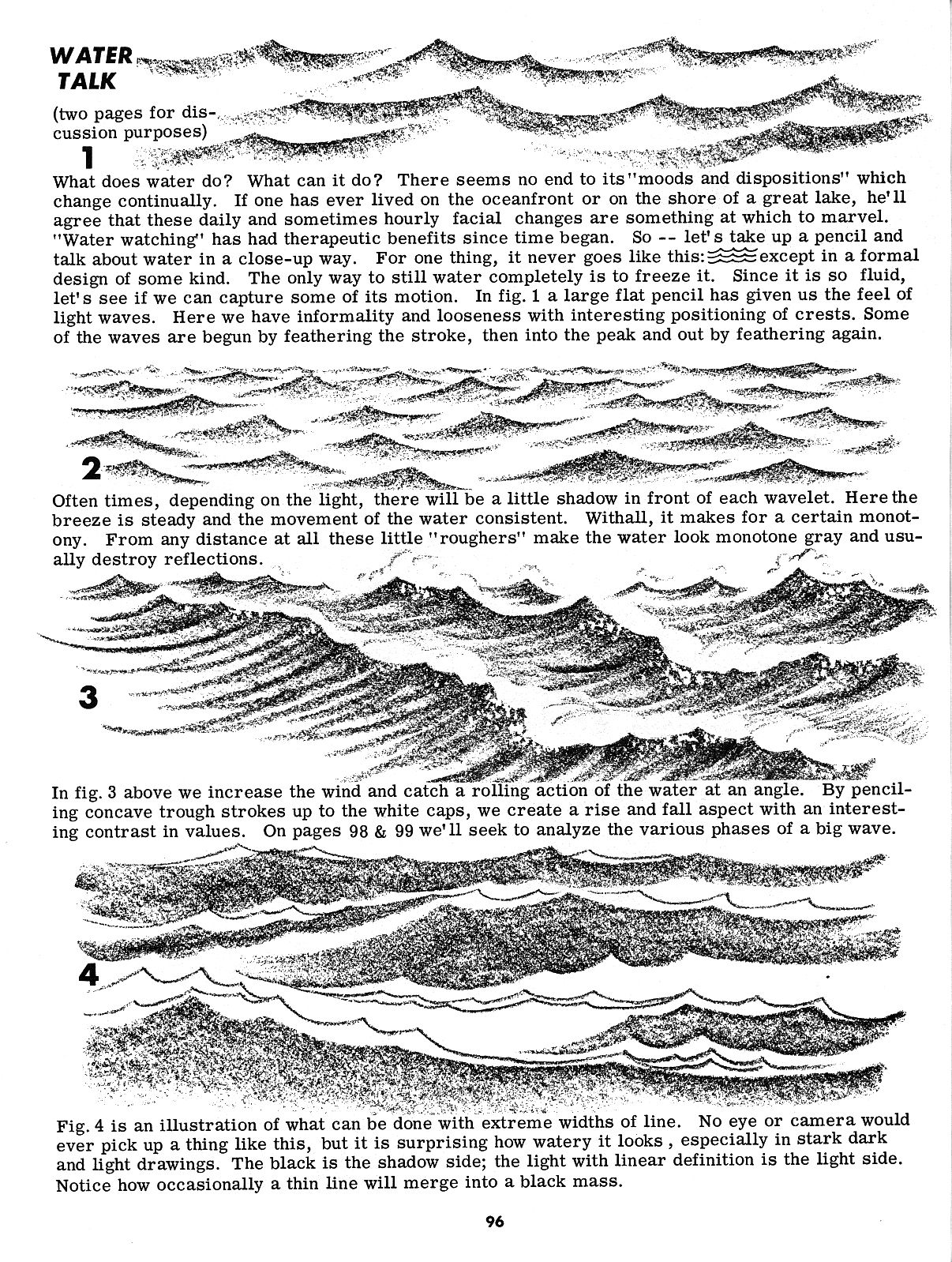 Drawing Scenery By Jack Hamm Con Imagenes