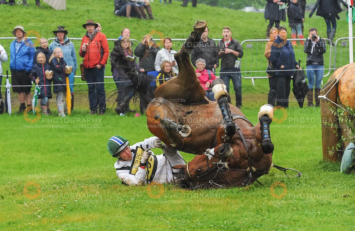 Researchers focus on Eventing's rotational falls in push to improve fence safety