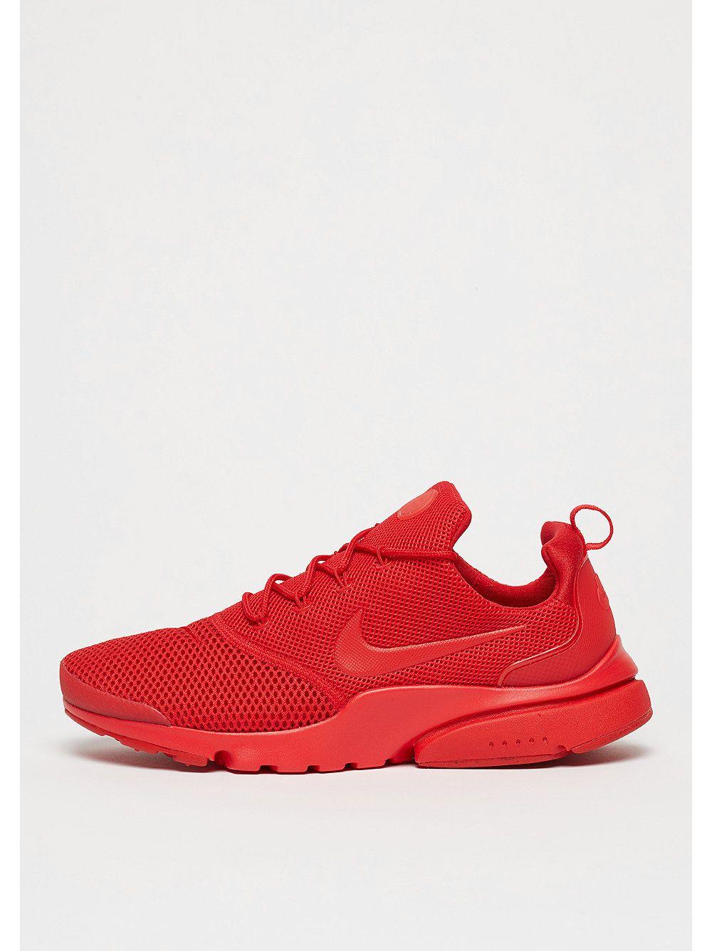 NIKE Presto Fly university reduniversity red   zapatos en