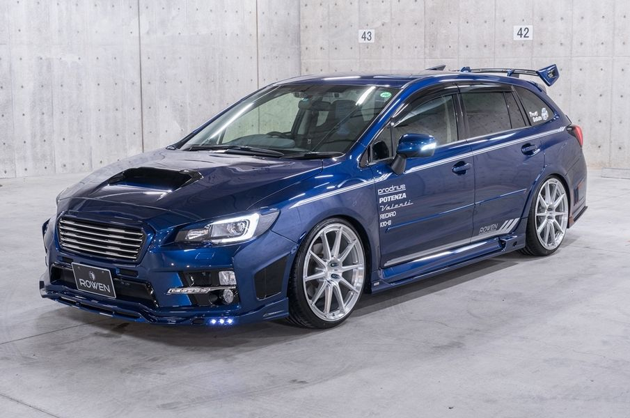 Subaru May Have Lost Some Fans When It Named Its New Wrx Wagon The Levorg But It Shouldn T Stop The Overall Appeal Of The Model Subaru Levorg Subaru Wrx Wagon