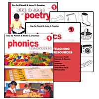Fountas And Pinnell Phonics Spelling And Word Study System Spanish
