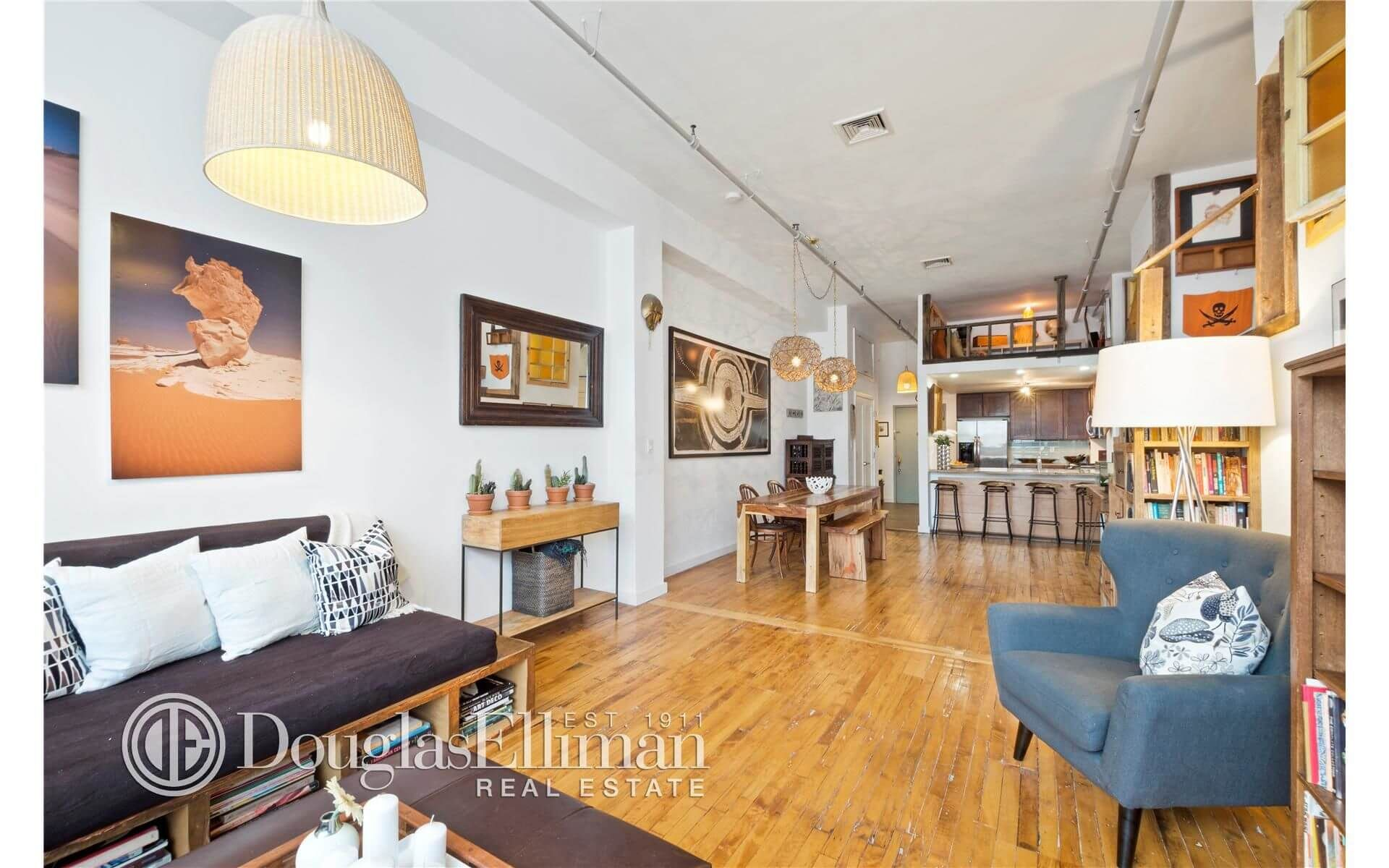 Brooklyn apartments for sale: This two-bedroom Bed Stuy ...