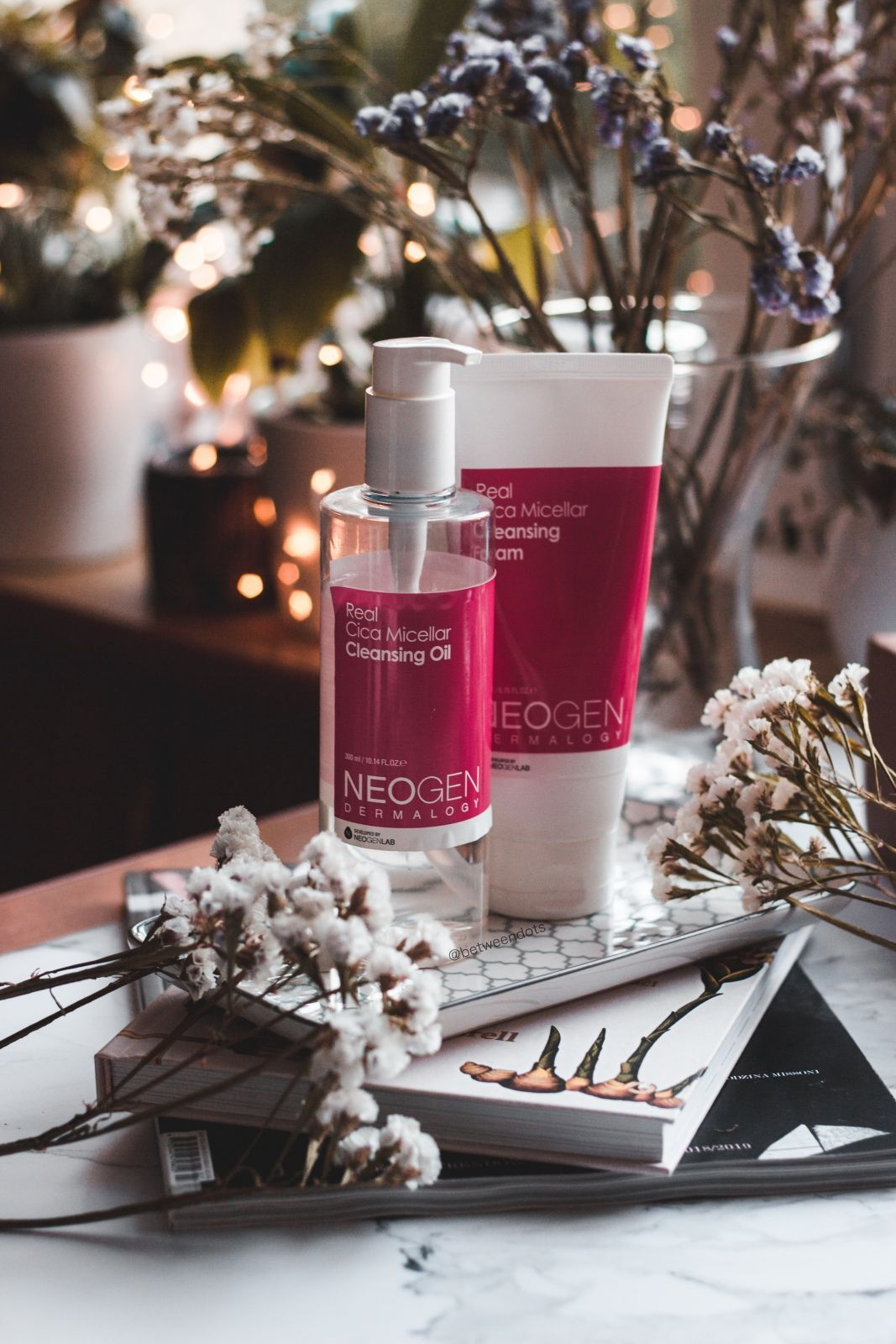 Neogen Real Cica Micellar Cleansing Foam And Neogen Real Cica Micellar Cleansing Oil I Feel Like 201 Organic Skin Care Diy Micellar Cleansing Japanese Skincare