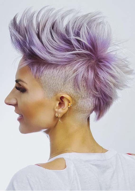 pixie mohawk haircut styles