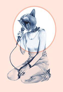 Boo Dillon Illustration - Menagerie