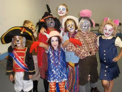 Simple Fairy Tale Character Costumes | Shrek musical costumes in