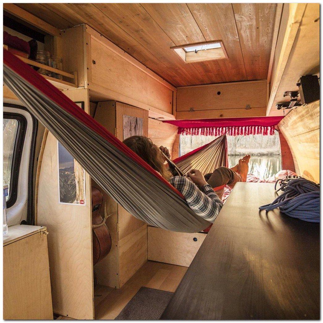 Cozy Camper Van Interior Ideas (36) U2013 The Urban Interior Design Inspirations