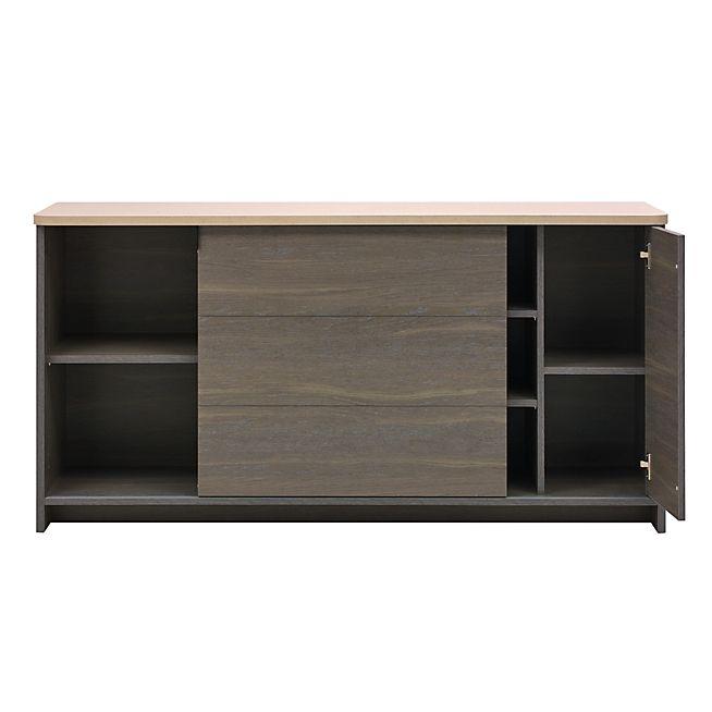 Mona Meuble - meuble bas cuisine avec plan de travail