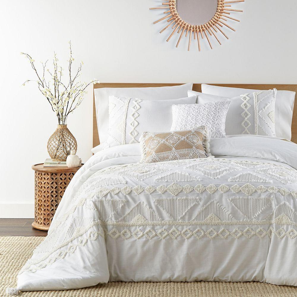 Levtex Home Harleson Comforter Set Comforter Sets King Duvet Cover Sets Duvet Cover Sets What is duvet cover set