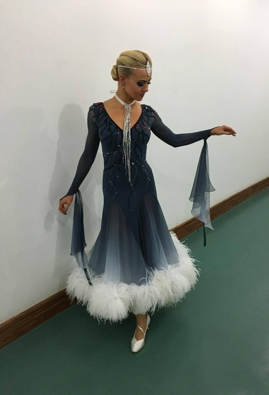 EM Couture   Dance, Standard, Ballroom dresses   anatomia ...