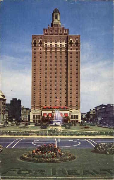 Hotel Claridge Atlantic City Nj Claridges Hotel Atlantic City Atlantic City Boardwalk