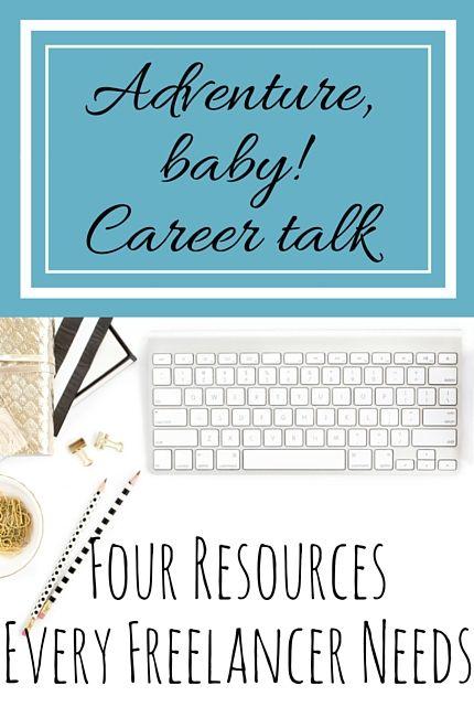 Four Resources Every Freelancer Needs via christineknight.me