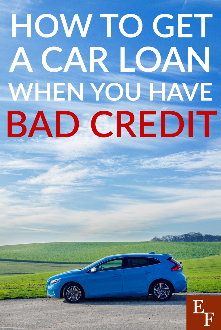 Get A Car With No Credit >> How To Get A Car Loan When You Have Bad Credit Best Of
