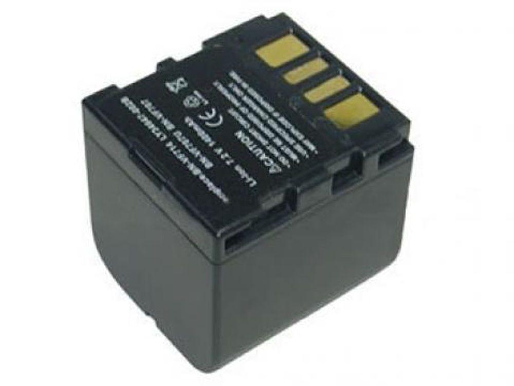 2x Batería Para JVC BN-VF707 BN-VF707U