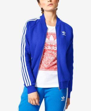 e5f83d664c44 adidas Originals Superstar Track Jacket - Blue XL | Products ...