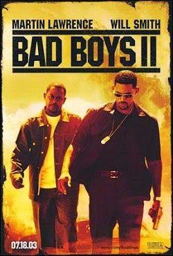 Dos Policias Rebeldes 2 2003 Movicer Will Smith Bad Boys Bad Boys Movie Action Movie Poster