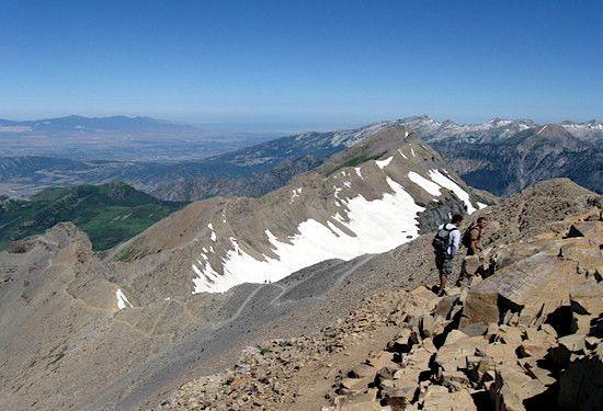 Hike Mount Timpanogos