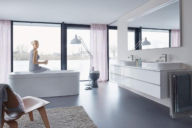 Happy D2 Waschtische, WCs, Badewannen \ mehr Duravit Ideen - happy d badezimmer