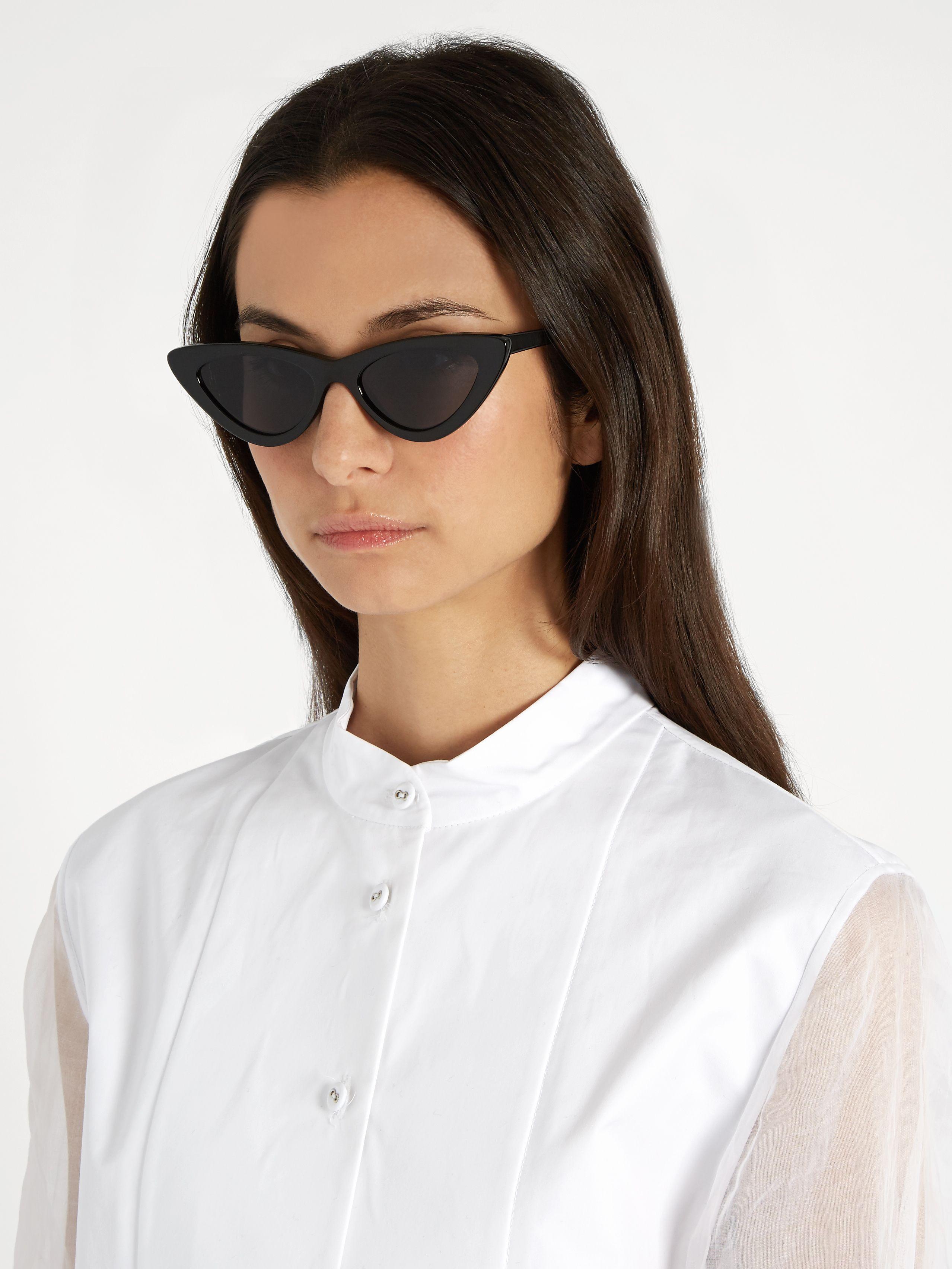 c1d1a98bf41 X Adam Selman The Last Lolita sunglasses