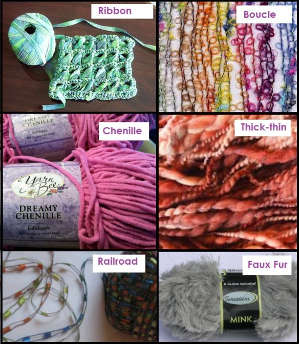 The Abcs Of Yarn Diff Yarn Types Explained Crochet And Knit