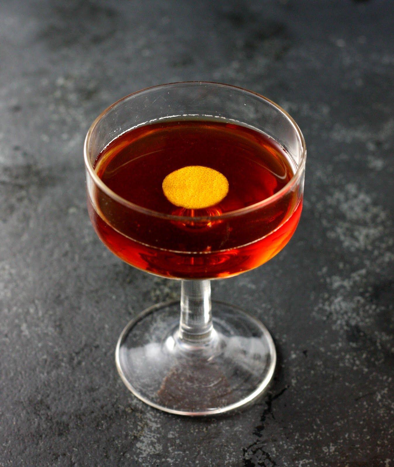 Devil's Backbone: rye whiskey, smoky single malt scotch