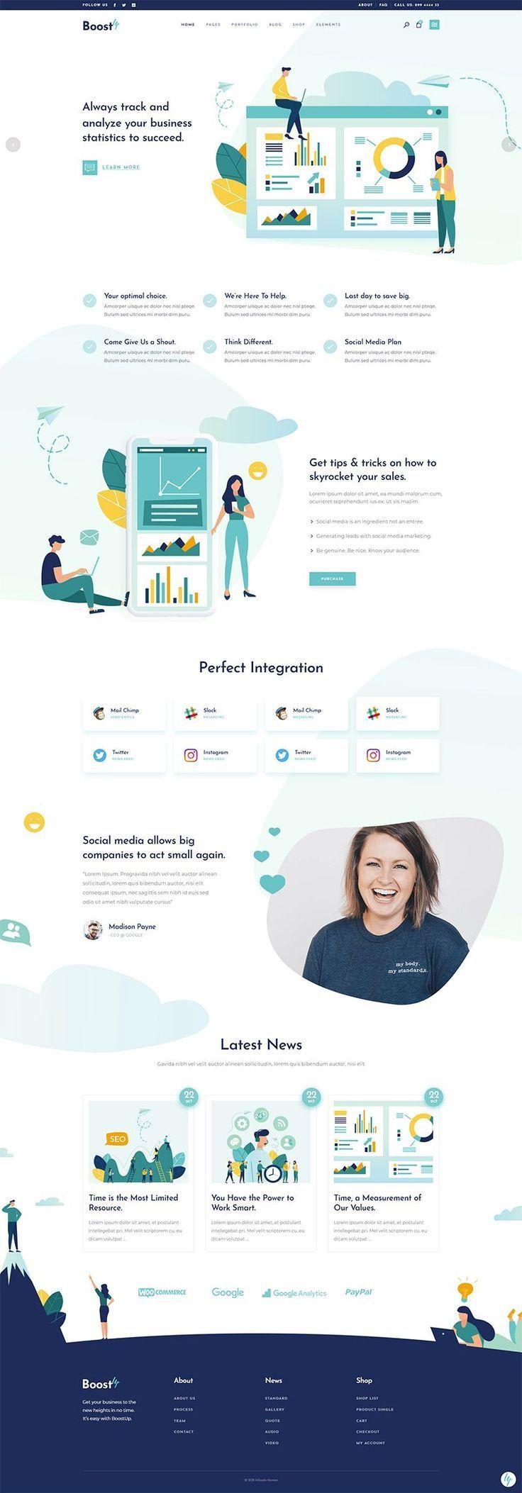Inspiration Web Design Marketing Web Design Business Website Design