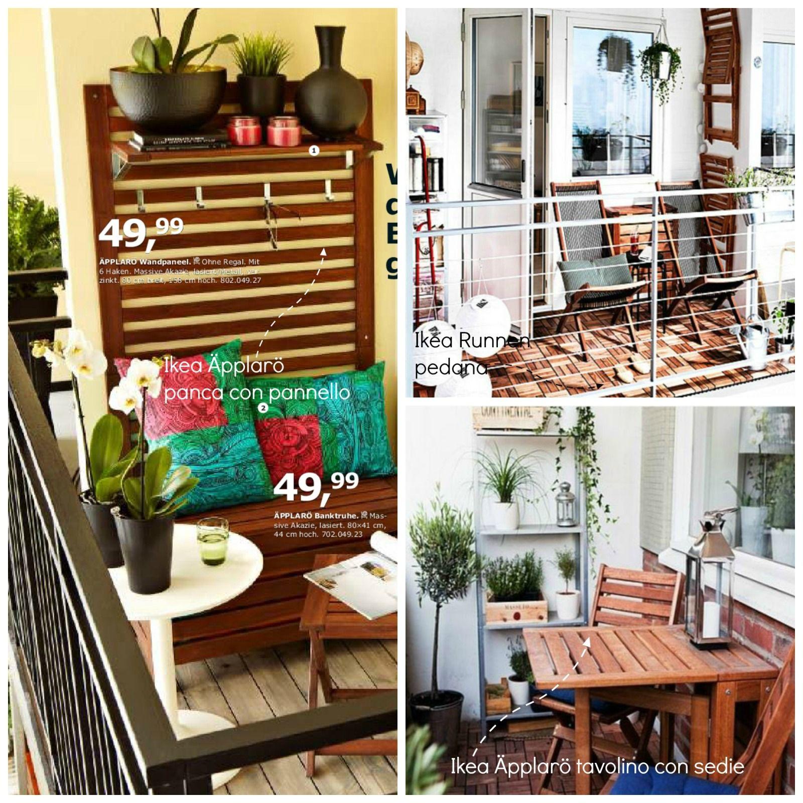 Tavolino Per Balcone Ikea ikea per esterni | home decor, decor, ladder decor