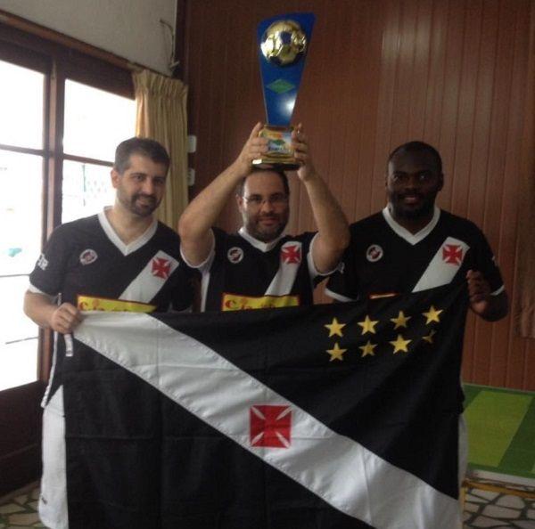 Vasco da Gama - Campeão Estadual Interclubes 2016