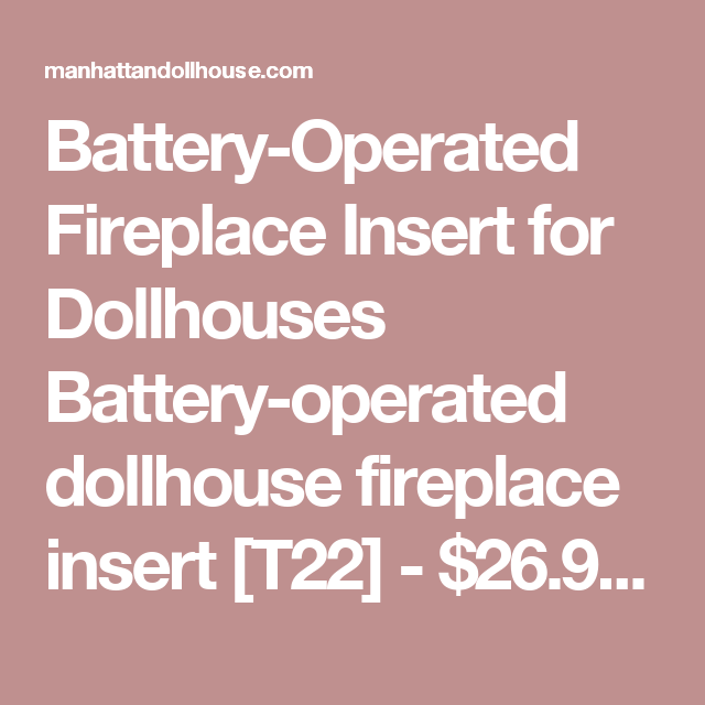 Dollhouse Kits &… | Pinteres…