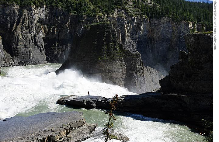 revendeur e42ea 03cb9 Virginia Falls, Nahanni National Park Reserve, Northwest ...