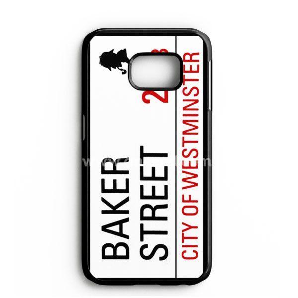 Baker Street 221B Sign Samsung Galaxy Note 7 Case | aneend