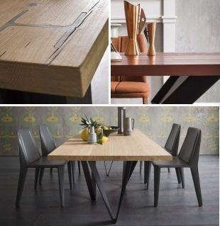 Tavoli allungabili, tavoli da pranzo, sedie e sgabelli per