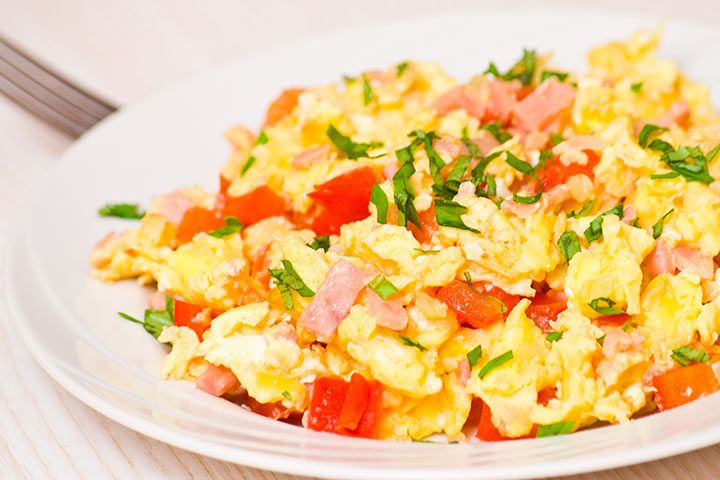 Eggs for babies 6 health benefits and 11 recipes egg egg yolks egg recipes for babies scrambled eggsegg bhurji forumfinder Image collections