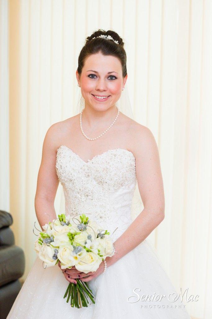 Lisa S Wedding Farnham Castle Surrey Hair Make Up Artist